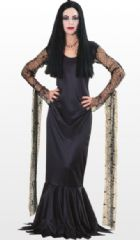 Adams Family Morticia Costume